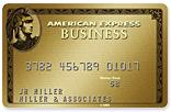 The New Business Gold Rewards Card from American Express OPEN