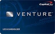 Capital One Venture Rewards Image