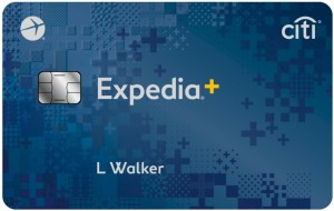 Expedia Card from Citi