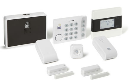 Charmant ... Just Announced A New U201csmart Homeu201d System Called Iris Where You Can  Monitor And Control Your Home Through Your Smartphone Or Computer. The DIY  System Can ...