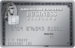 Platinum Business Card from American Express OPEN