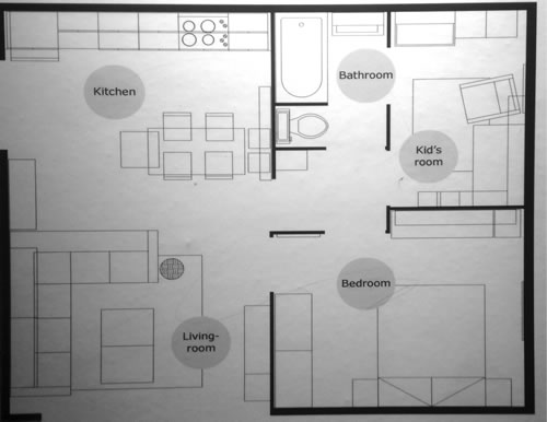 ikea small space floor plans 240 380 590 sq ft my money blog. Black Bedroom Furniture Sets. Home Design Ideas