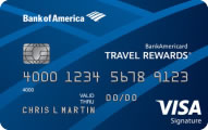 Bank of America Travel Rewards Credit Card Review: Up to 2.62% Back with Preferred Rewards