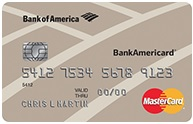 Bank of America BT Card