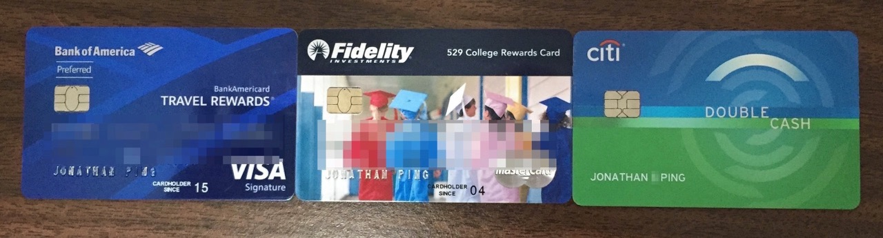 New fidelity rewards visa credit card review 2 flat cash back why do i have all three reheart Image collections