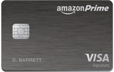 Amazon offre de carte de visa