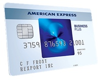 Blue Business Plus Card from American Express Review: 10,000 Point Bonus, 2X Points on All Purchases Up to $50k/Year