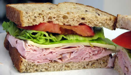Frugal Brown Bag Lunch Ideas + Cost Breakdown: Sandwiches Edition