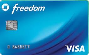 Chase Freedom Visa