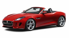 Pretty Jaguar F-Type