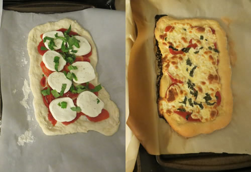 Cost Of Convenience Homemade Vs Frozen Pizza My Money Blog