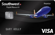 Southwest Premier Credit Card Art