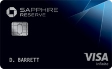 Chase Sapphire Reserve Card Review: 50k Points Worth $750 in Travel, $300 Annual Travel Credit, $550 Annual Fee, New Lyft/DoorDash Perks