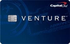 Capital One® Venture® Rewards Credit Card – 50,000 Miles Offer