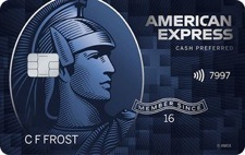 Blue Cash Preferred from American Express Review: 6% Cash Back at US Supermarkets ($6,000/Year), $300 Welcome Bonus, No Annual Fee First Year