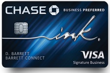 Chase Ink Business Preferred Card Review: 80,000 Point Bonus