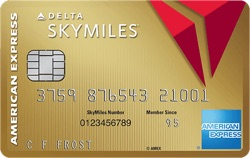 Gold Delta SkyMiles American Express – 60,000 Miles + $50 Referral Offer