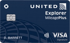 Chase United Explorer Card Review – 65,000 Miles Offer + Annual Fee Waived First Year