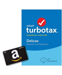 TurboTax 2018 Desktop Sale: Federal + State + $10 Amazon