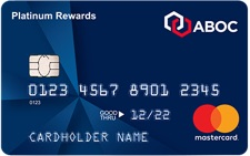 ABOC Platinum Rewards Credit Card Review – 5X Rewards on Rotating Categories