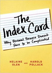 The Personal Finance Index Card: Book Version Differences