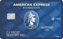 American Express Blue Business Cash Card: 2% Cash Back on First $50,000 in Purchases, No Annual Fee (+ New $250 Welcome Offer)
