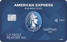 Blue Business Plus Card from American Express Review: 2X Points on ALL Purchases Up to $50k/Year (+ New 15,000 MR Points Offer)