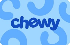 Chewy.com: 10% Off All Gift Cards (Up to $50 Savings)