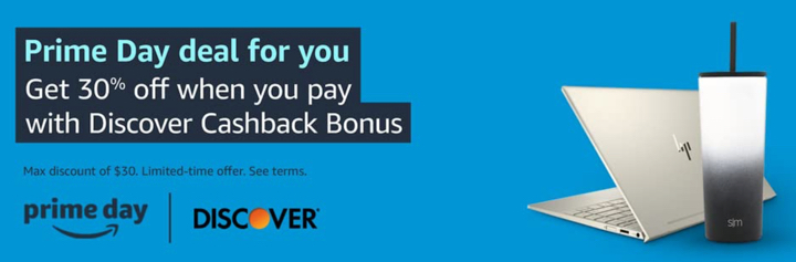 Pay with Discover Card Points, Get $6 Off or 6%/6% Off at