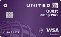 New United Quest Card Review – 100,000 Mile Launch Offer