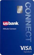 U.S. Bank Altitude Connect Visa Signature Card Review: 50,000 Point Bonus + 4X Points on Travel/Gas