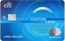 Citi Custom Cash Card Review: 5% Cash Back On $500 For Single Category Each Month
