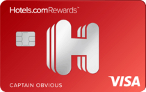 Hotels.com Rewards Visa Card Review: 2 Free Reward Nights (Worth up to $250)