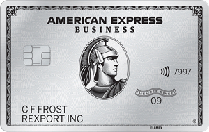 American Express Business Platinum Card Review: 120,000 Bonus Points, $400 Dell Credit, $120 Cell Phone Credit, $200 Airline Fee Credit
