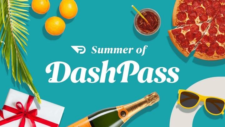 Summer of Dashpass 2021 Deals + New Chase Co-Branded $10 Doordash Credit